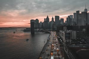 NY Legalizes Recreational Marijuana