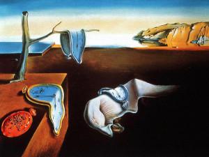 "Dali's ""The Persistence of Memory"""