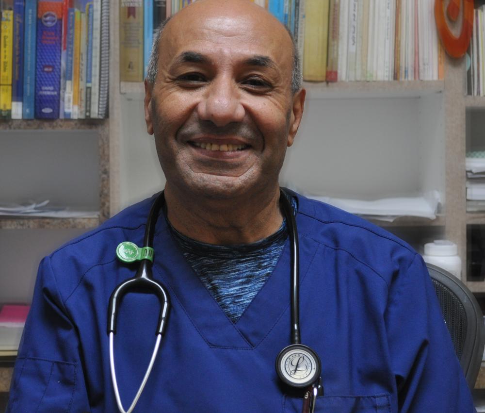 Dr. Samir Botros