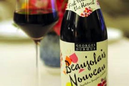 Beaujolais Nouveau is Coming