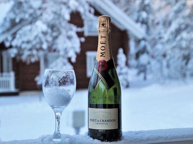 White Wine in Winter