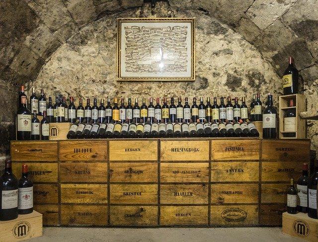 New Year's Wine Cellar Resolution