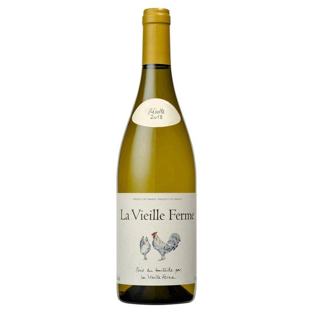 LaVielleFerme southern france white wine