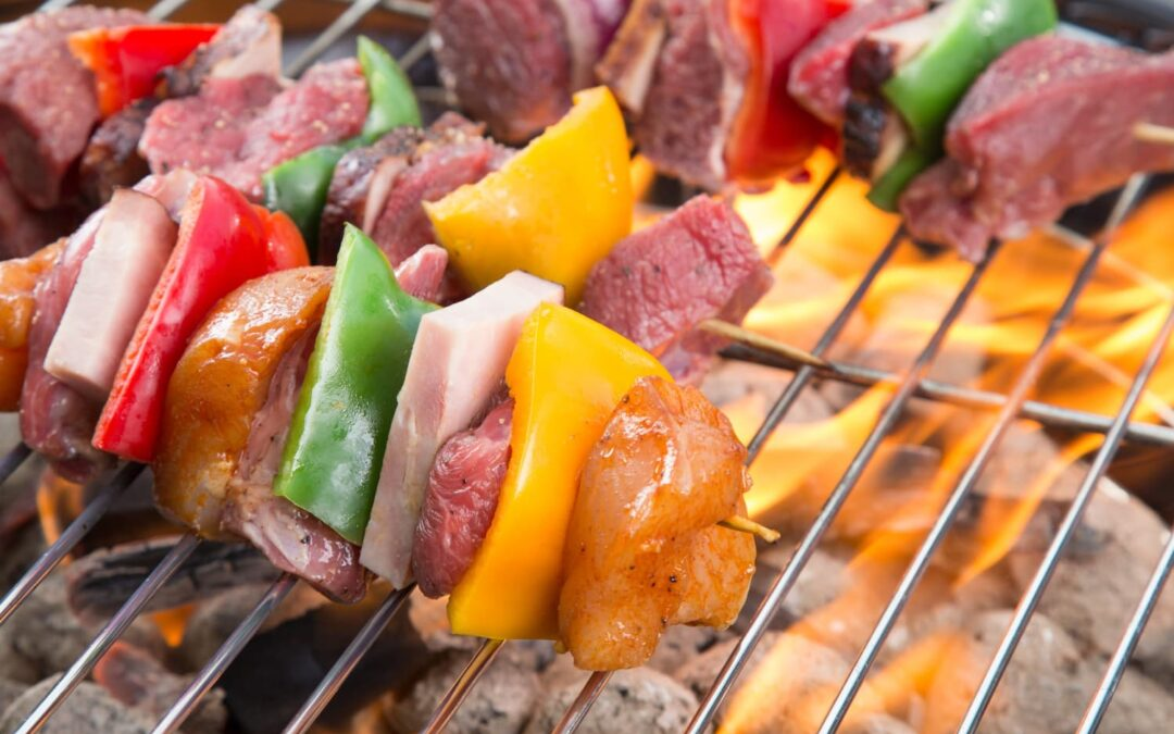 Wines for Grilling Season
