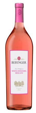 White Zinfandel Rose Wine