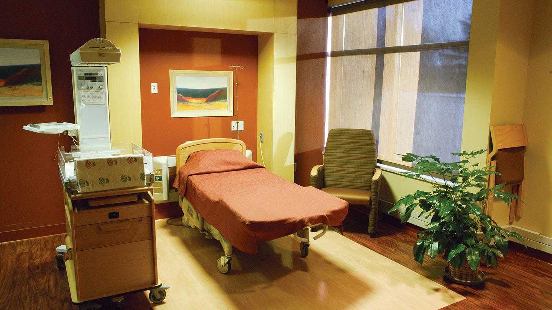 hu construction redwood falls hospital
