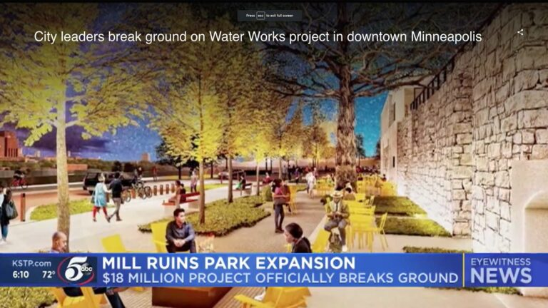 HU Construction Riverfront WaterWorks