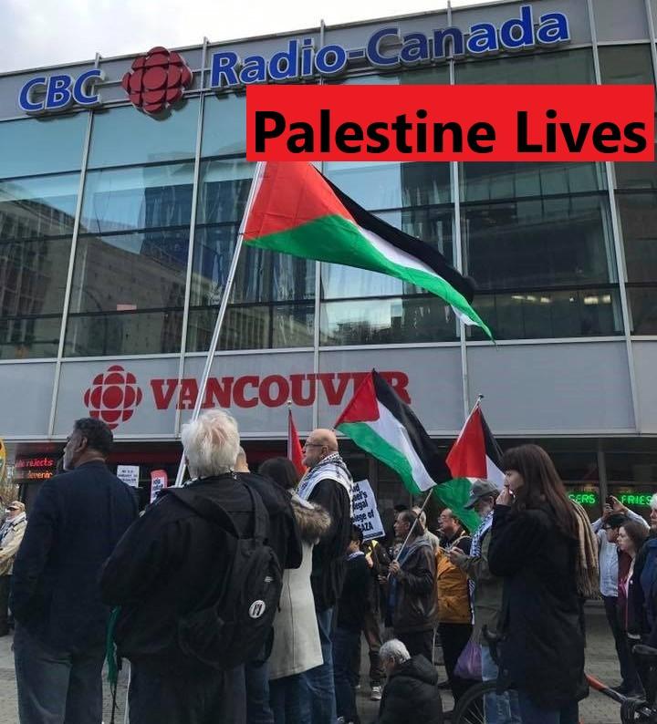 CBC Insists on Erasing Palestinian National Identity
