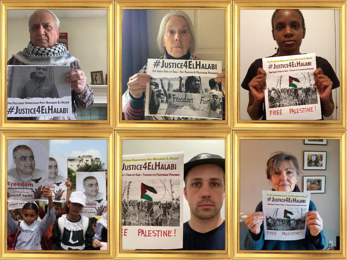 #Justice4ElHalabi