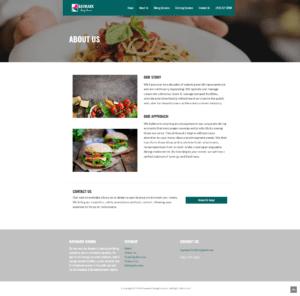 Baymark Website About