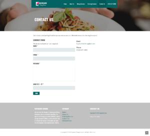 Baymark Website Contact