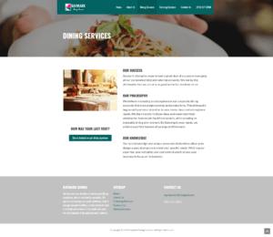 Baymark Website Dining Services