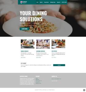 Baymark Dining Website Home