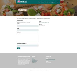 Beechwood Website Contact