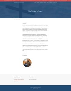 CCNA Website Welcome