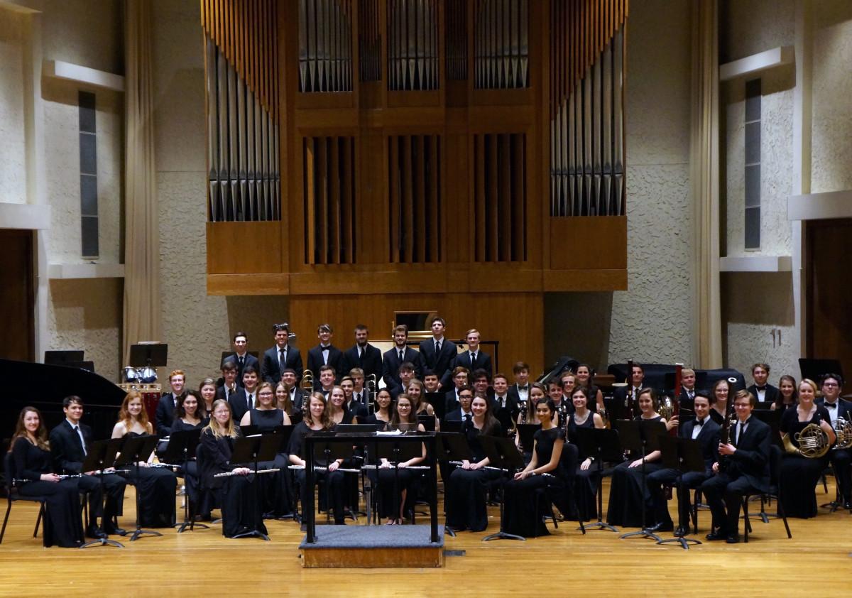 2016 Wind Ensemble