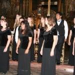 2009 Concert in church