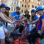 2009 Girls on bike