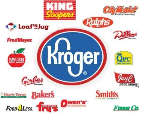 Kroger logos
