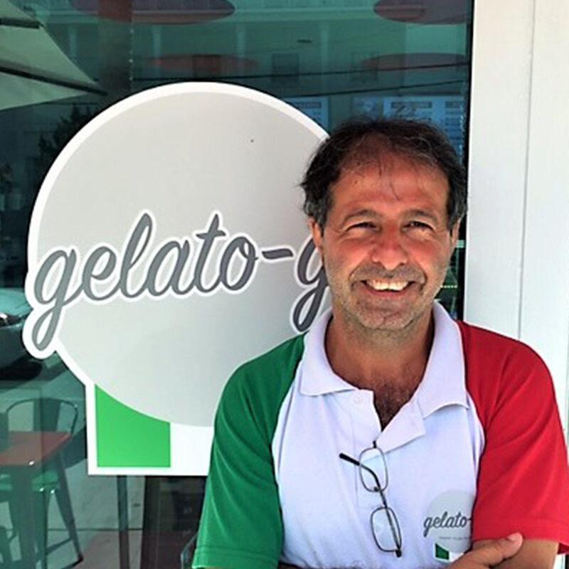 Gigi Coppolino Pasta-go