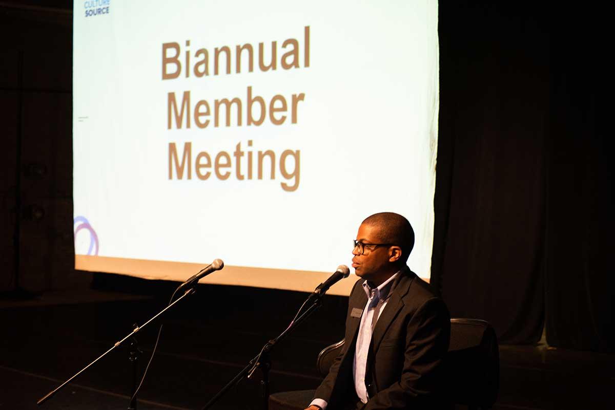 CultureSource Biannual Member Meeting 12