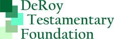 DeRoy Testamentary Foundation Logo