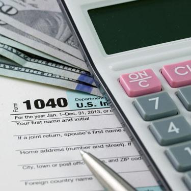Gail's Taxes
