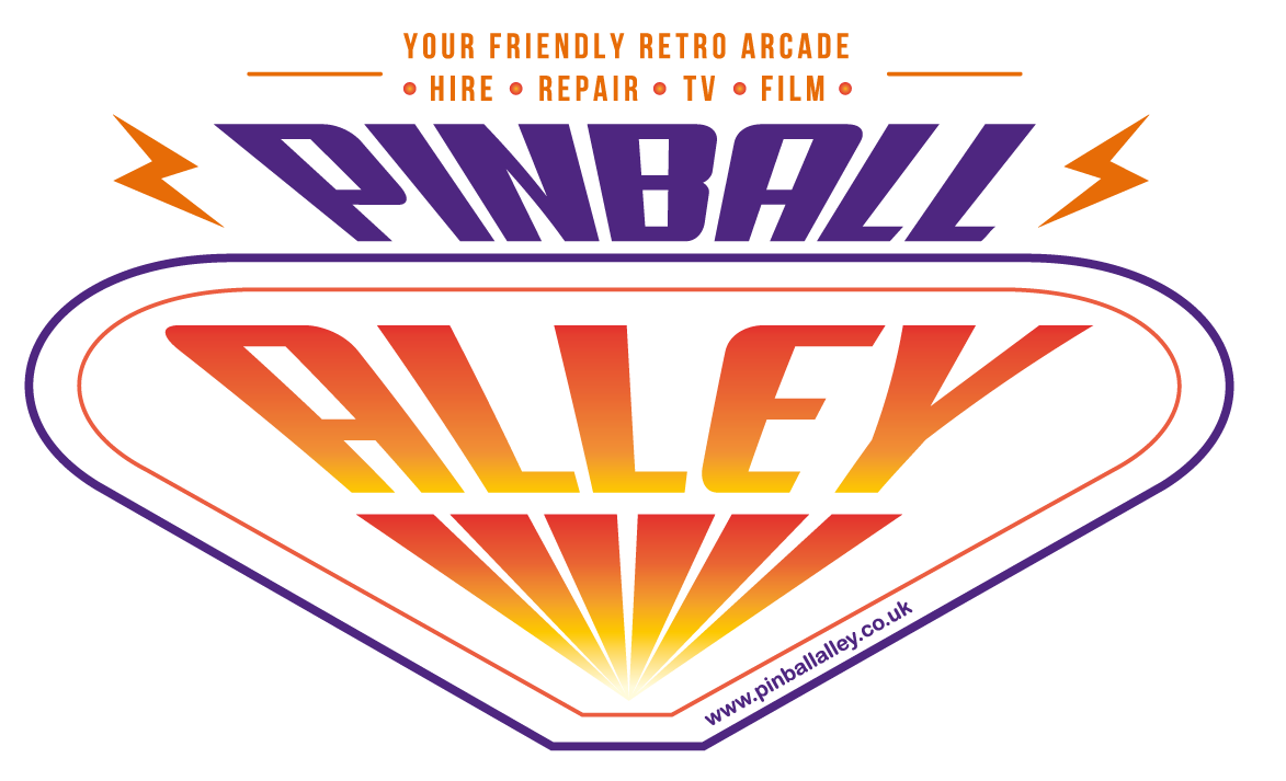 Pinball Alley Retro Arcade Hire London