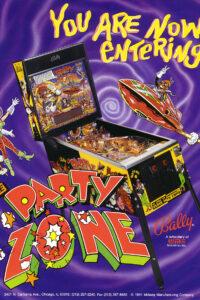 Party Zone - Pinball
