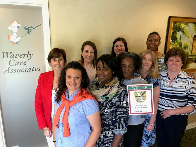 Waverly Care Staff Photo