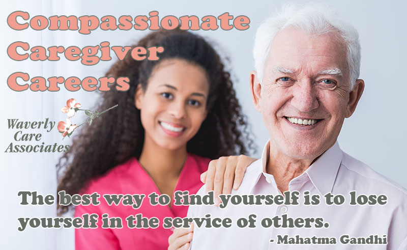 Currently Hiring Caregivers 2020