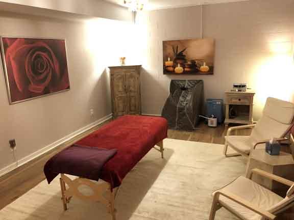 healing spa services near asheville