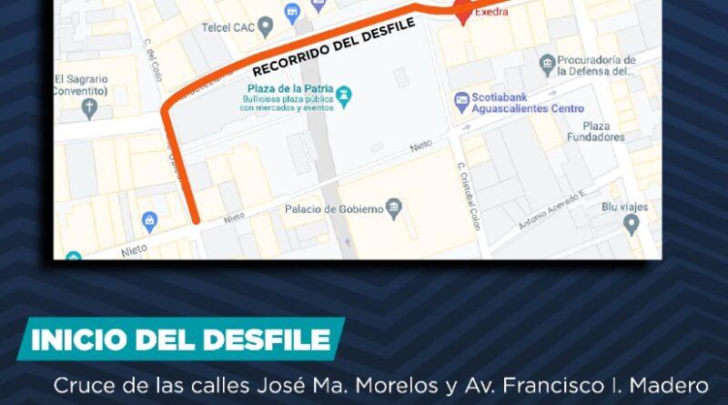 ANUNCIA SEGURIDAD PÚBLICA MUNICIPAL OPERATIVO ESPECIAL POR FIESTAS PATRIAS