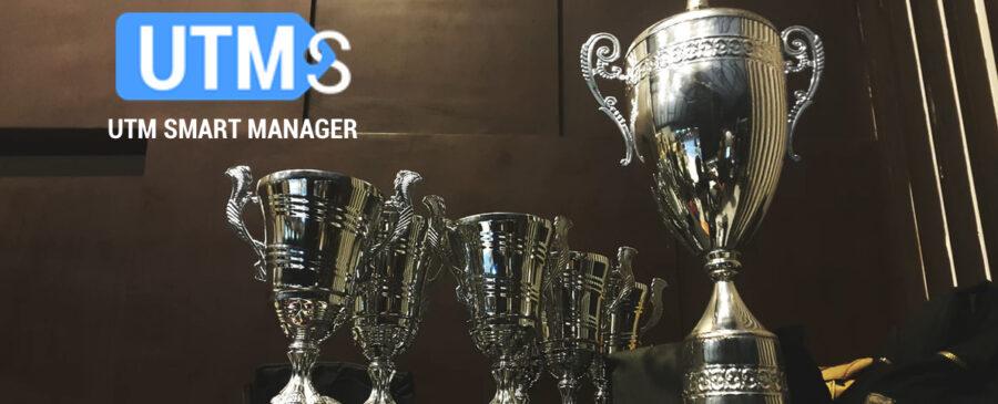 best adobe UTM builder Award for UTM Smart manager