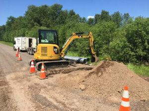 peterson-excavating-and-landscaping-duluth-minnesota-culvert-installation-on-roads