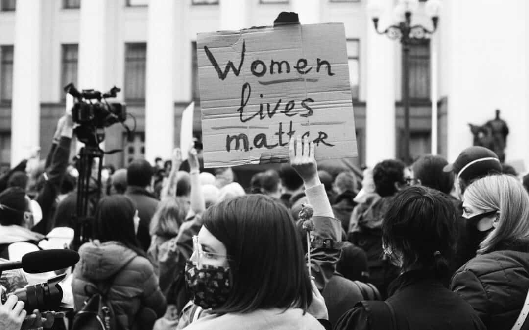 The Church's Racism and Misogyny Lead to Violence Against Women