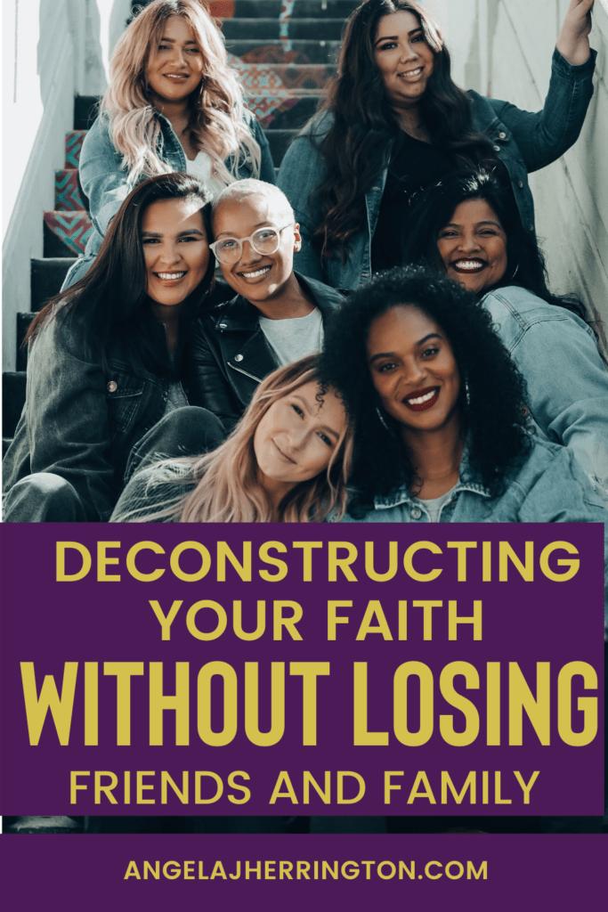 deconstructing your faith