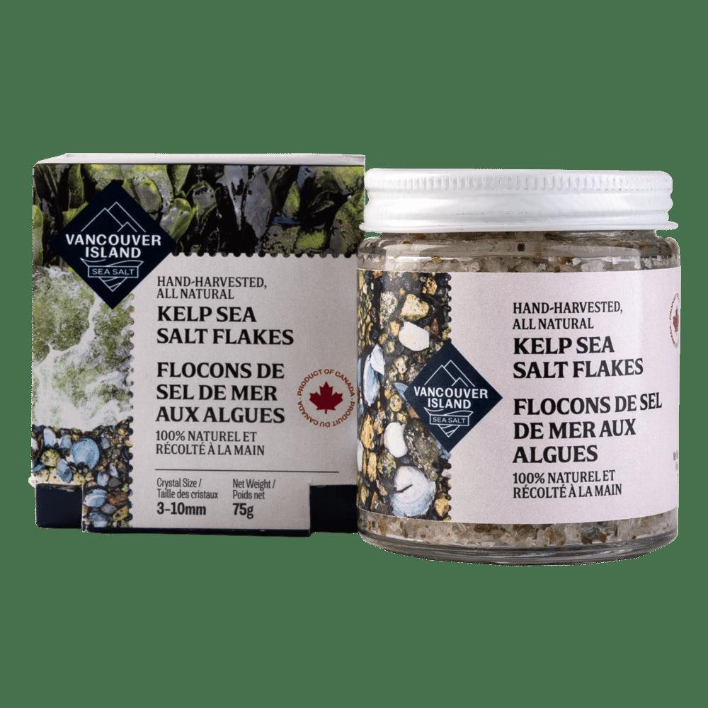 Kelp Sea Salt - Vancouver Island