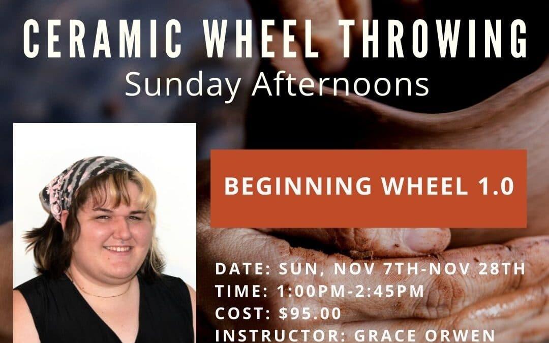 November Beginning Wheel 1.0 Sundays