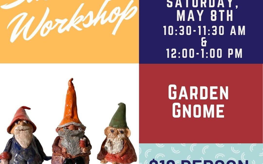 Garden Gnome Workshop PM