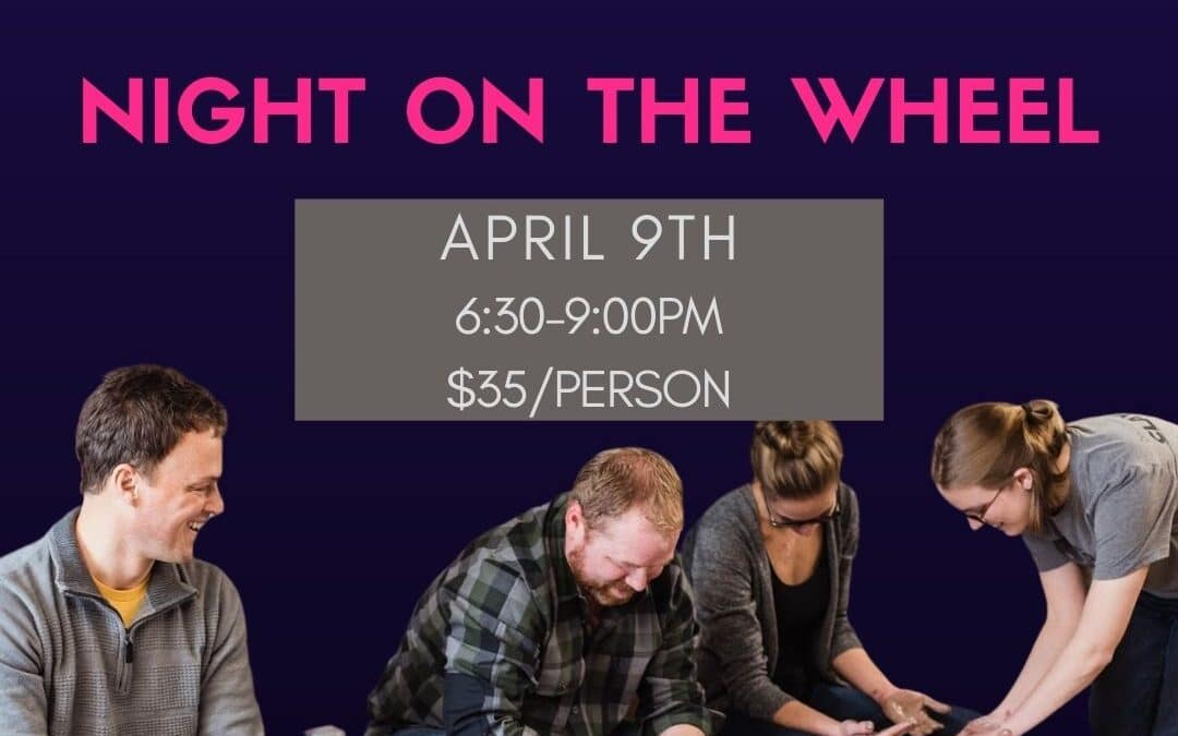 Friday Night Out: On the Wheel–SOLD OUT