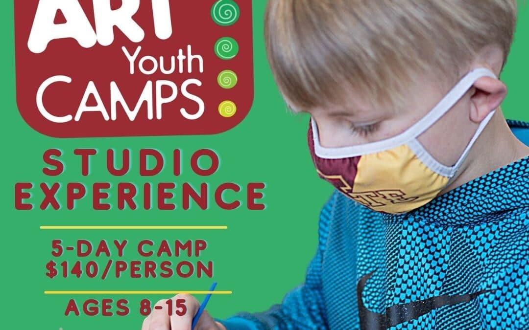 Ceramic Studio Experience (7P5)