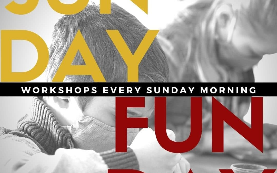 Sunday Funday Workshop 10:30-11:15 AM