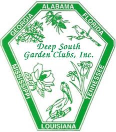 Deep South Garden Clubs Logo