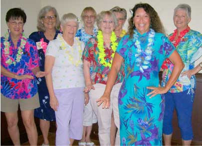2019 Officers of the Board of the Garden Club of Cape Coral