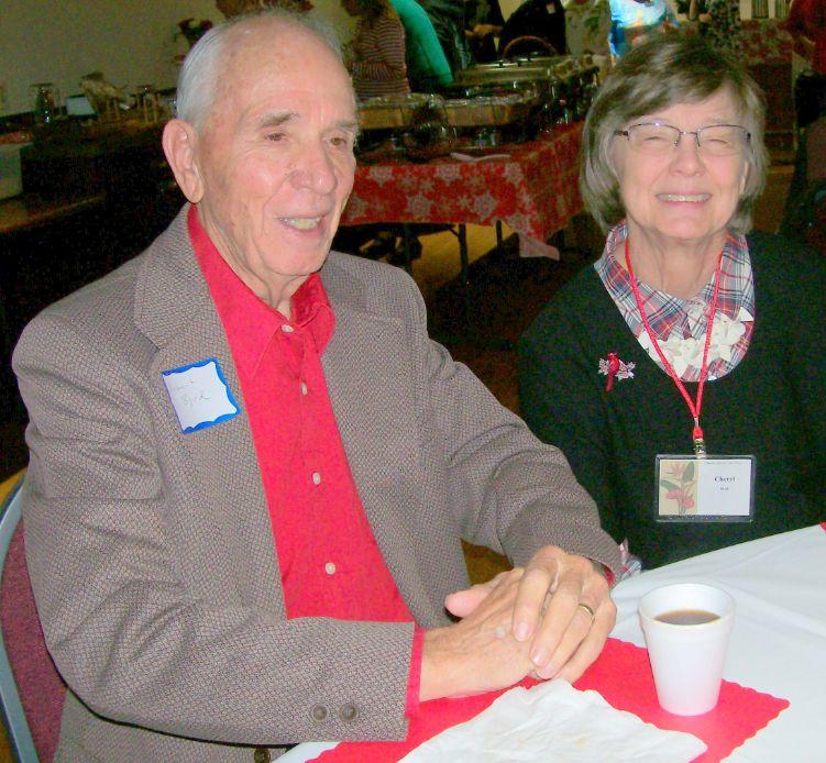 Bob and Cheryl Byrd