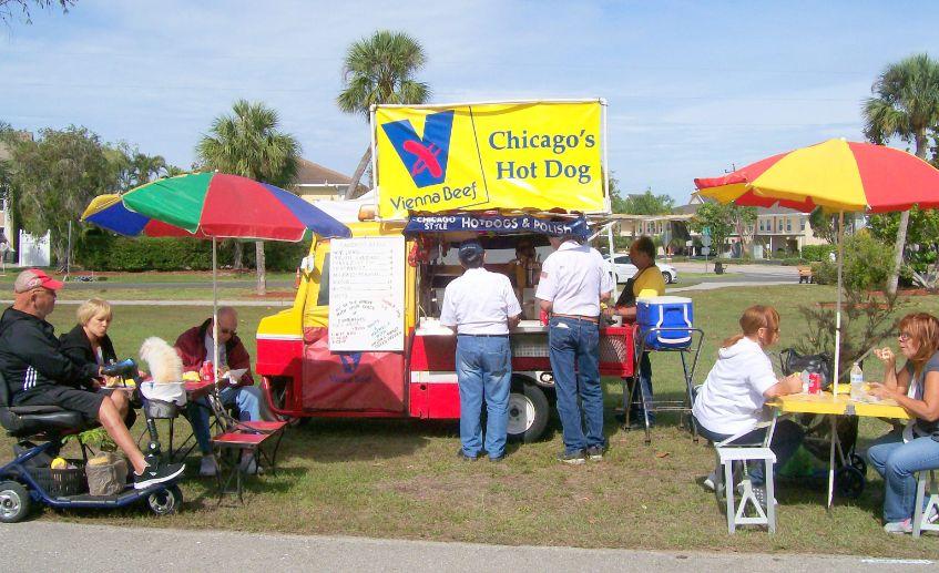 Chicago Hot Dog