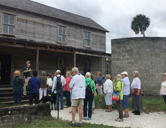 Koreshan State Park tour by the Garden Club of Cape Coral