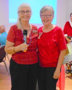 Sherie Bleiler Winner 2019 Service Award