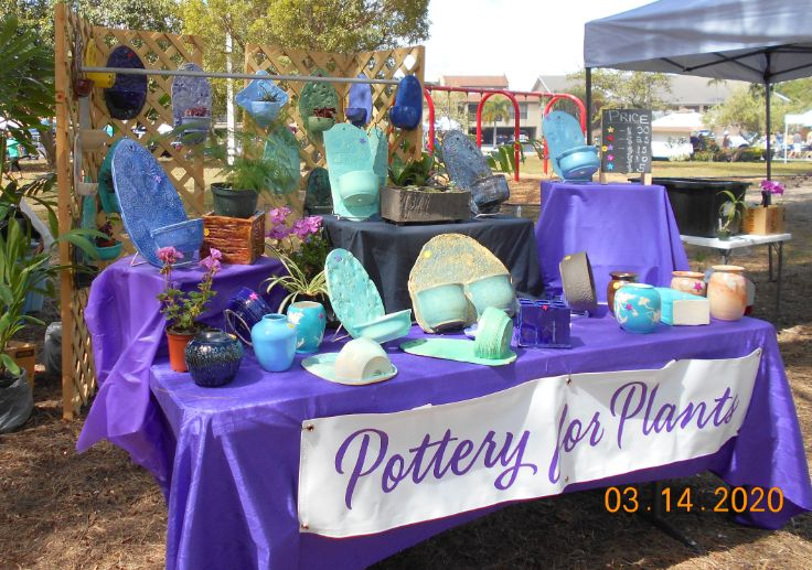 Pottery for Plants